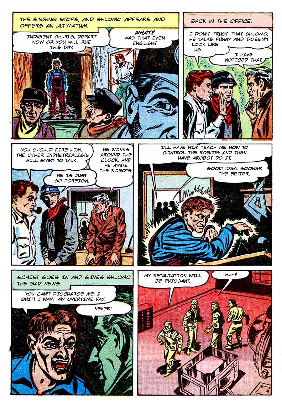 Robots Took My Job – Page 4
