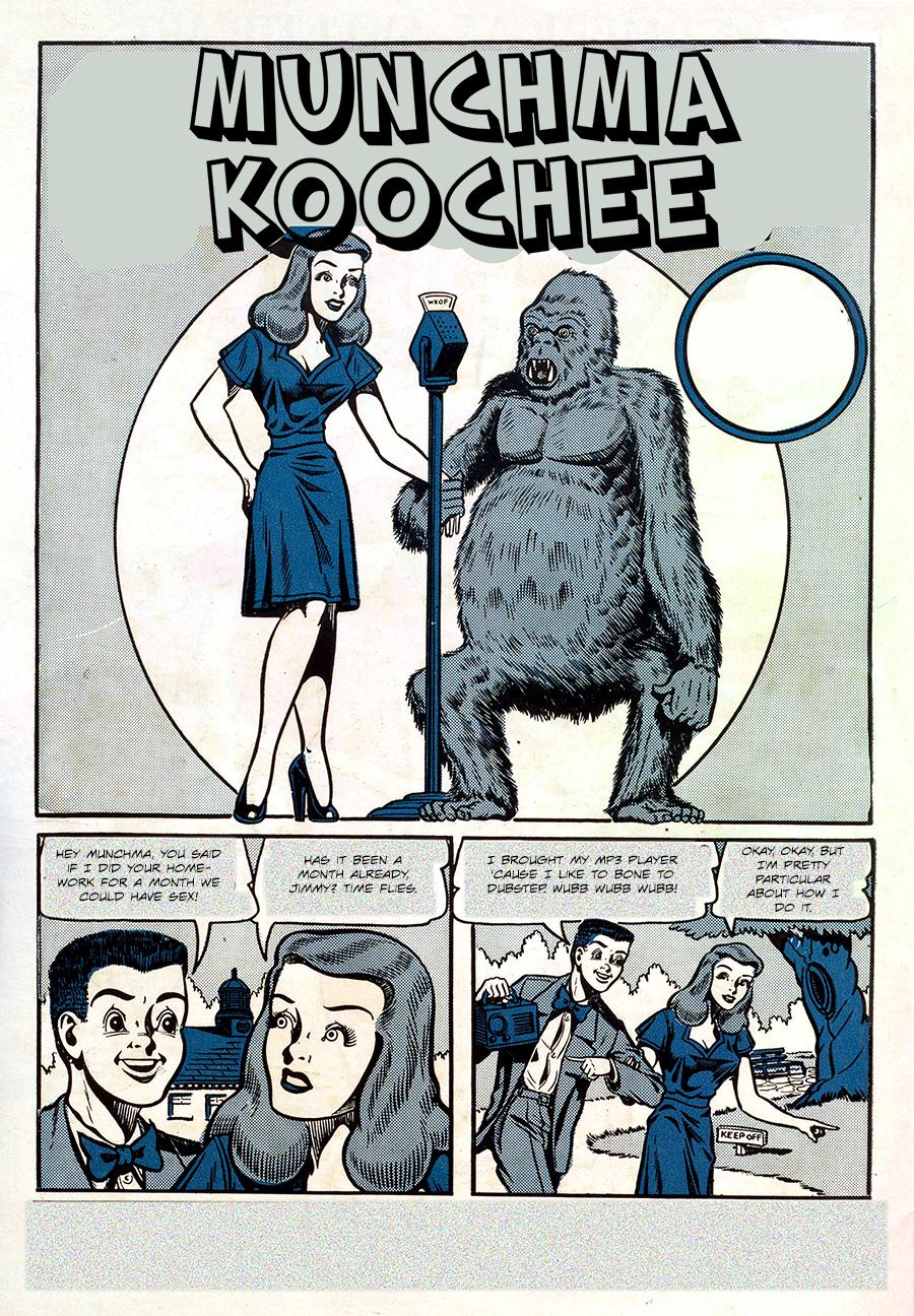 Munchma Koochee – Page 1