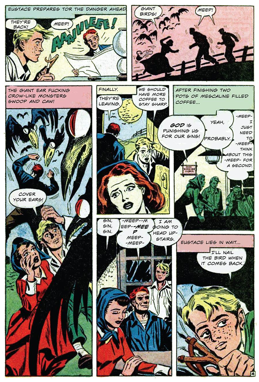 Mescaline Misadventures – Page 4