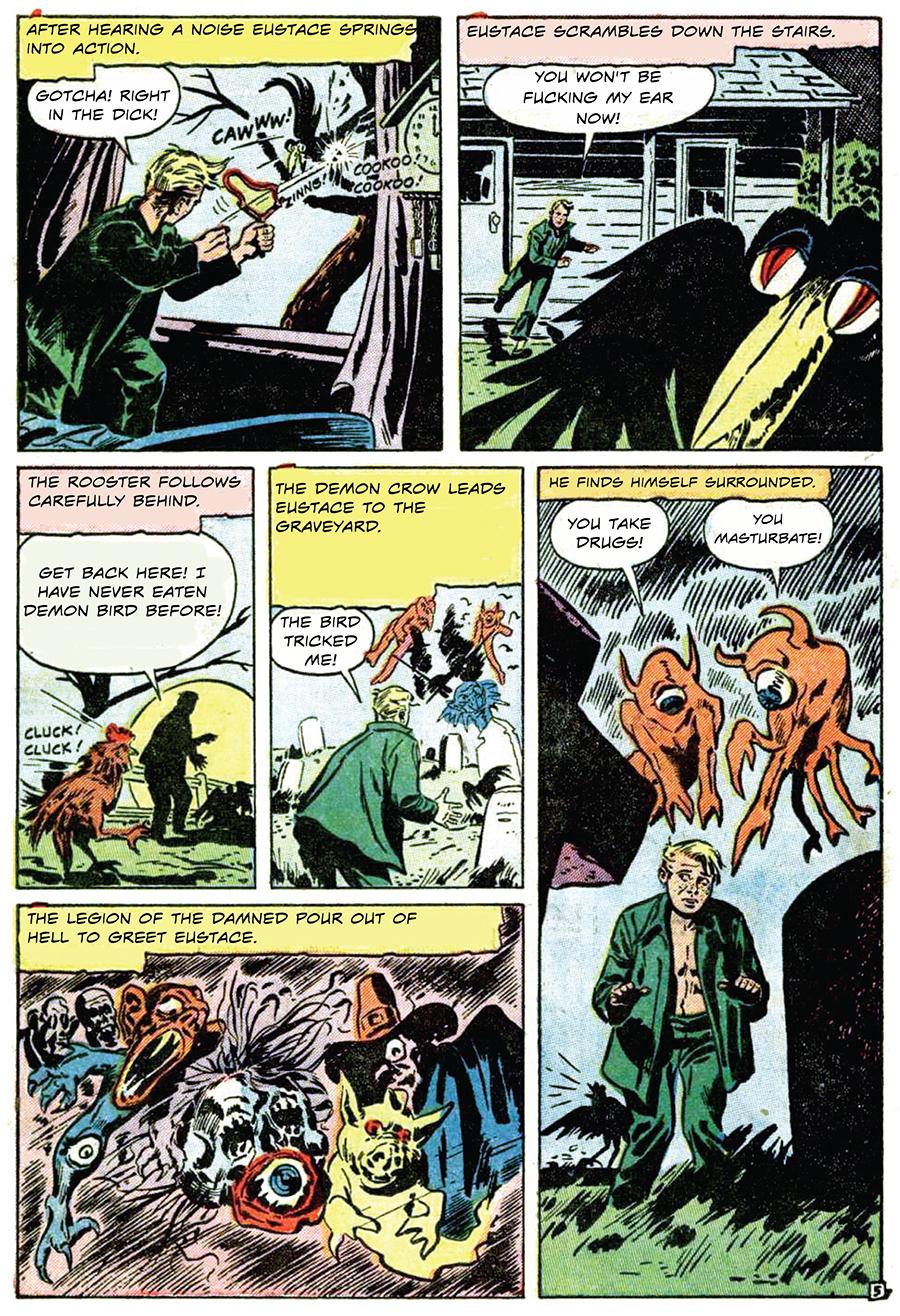 Mescaline Misadventures – Page 5