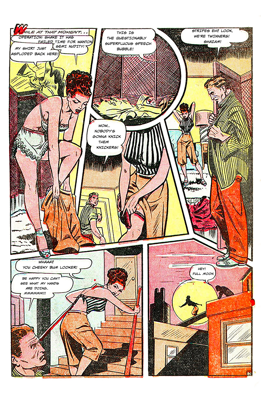 Random Lady – Prison-man-lady Page 3