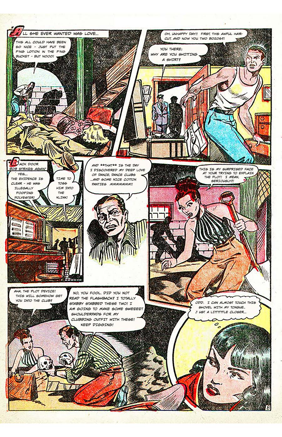 Random Lady – Prison-man-lady Page 8